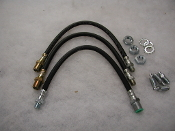 Brake Hose Kit - XK120, XK140