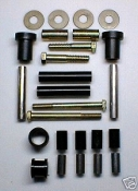 Friction Fighter Front End Bushing Kits - Polaris