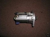 Gear Reduction Starter - XKE 4.2L