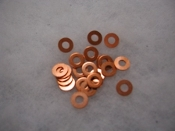 Copper Cam Cover Washer -  Most Models