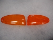 Front Turn Indicator Lens (pair) - 3.8S or 420