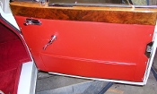 Door Panel Set - XK140 Drophead Coupe