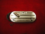 Matchless/AJS Rocker Box Cover & Fitting